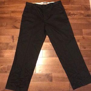 Men's Dockers navy pants size 38x32
